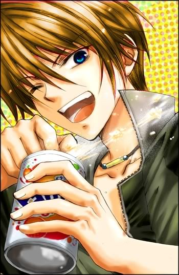 5Blarge5D5BAnimePaper5Dscans_Mobile.jpg Brown Hair Brown Eyes Anime Boy He